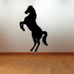 Strong Standing Stallion Decal