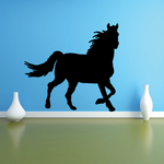 Strong Stallion Posing Decal