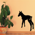 Foal Wagging Tail Decal