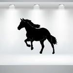 Wind Runner Horse Decal