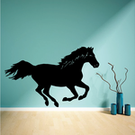 Majestic Running Horse Decal