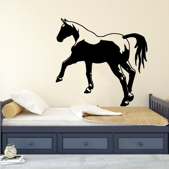 Stomping Horse Decal