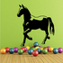 Handsome Horse Walking Decal