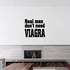 Real Men Dont Need Viagra Decal