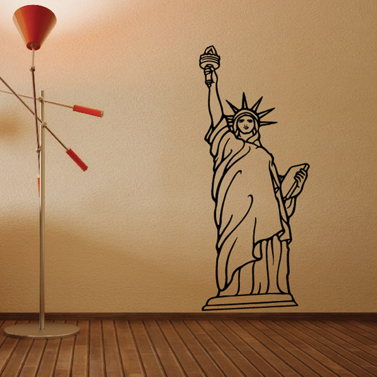 Statue of Liberty Decal