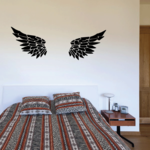 Feathered Wing Decals