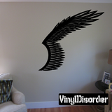 Single Wing Decals