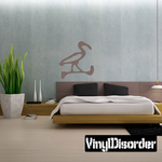 Egyptian Hieroglyphics Wall Decal - Vinyl Decal - Car Decal - BA140