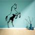 Mighty Standing Looking Horse Decal