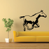 Darting Pony Decal