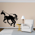 Escaping Horse Decal