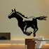 Noble Running Pony Decal