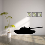 Challenger 2 Decal
