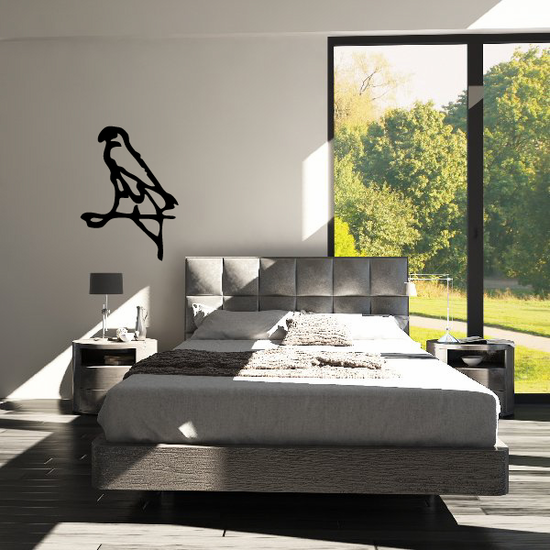 Egyptian Hieroglyphics Wall Decal - Vinyl Decal - Car Decal - BA153
