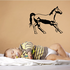 Backing Up Horse Decal