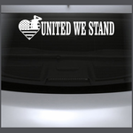United We Stand Decal