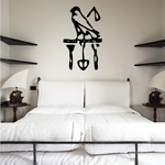 Egyptian Hieroglyphics Wall Decal - Vinyl Decal - Car Decal - BA158