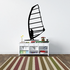 Wind Surfing Wall Decal - Vinyl Decal - Car Decal - 001