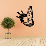 Sailboat Wall Decal - Vinyl Decal - Car Decal - CDS008