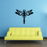 Tribal Dragonfly Ornate Decal