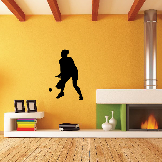 Softball Outfielder Decal