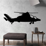 PAH-2 Tigre Attack Helicopter Decal