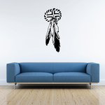 Accent Feathers Decal