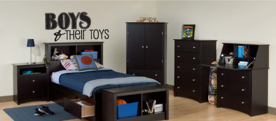 Boys Bedroom Decals