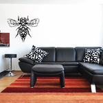 Exotic Bee Decal
