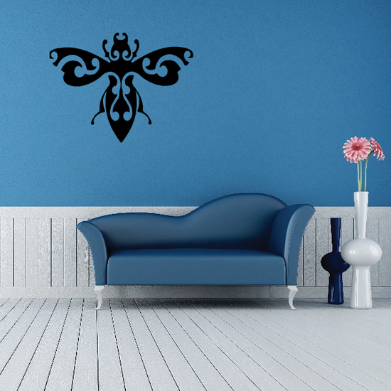 Decorative Bee Decal