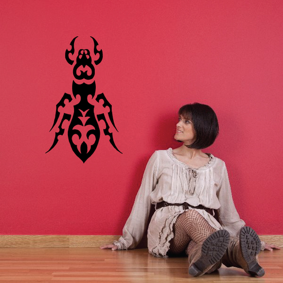 Detailed Tribal Ant Decal