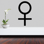 Venus Astrological Decal