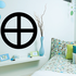 Earth Astrological Symbol Decal