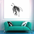 Forest Bee Decal