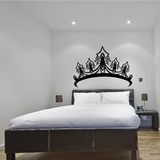 Detailed Crown and Tiara Decals