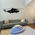 Rescue Helicopter Decal