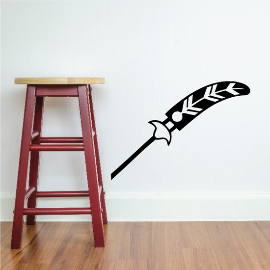 Quill Egyptian Wall Decal - Vinyl Decal - Car Decal - MC20