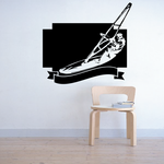 Windsurfing Trophy Decal