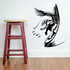 Surfing Wall Decal - Vinyl Decal - Car Decal - CDS005