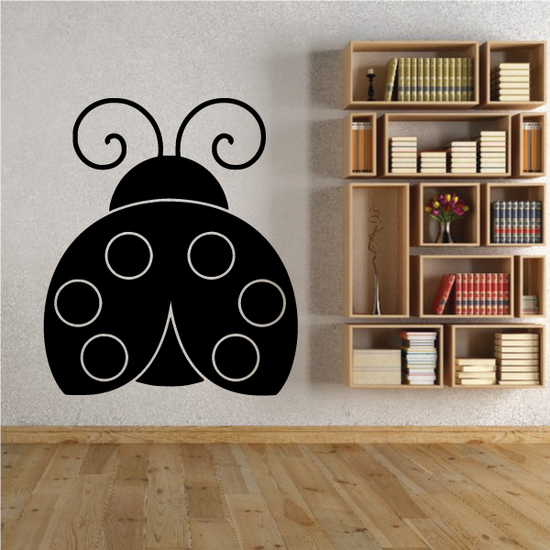 Lady Bug Decal