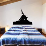 Iwo Jima Wall Decal