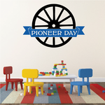 Pioneer Day Decal