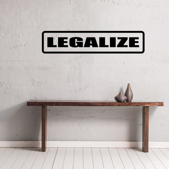Legalize Decal
