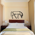Horse Egyptian Wall Decal - Vinyl Decal - Car Decal - MC33