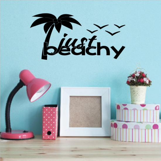 Just Beachy Wall Decal