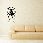 Jumping Cricket Decal