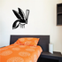Wasp Hornet Egyptian Wall Decal - Vinyl Decal - Car Decal - MC36