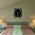 Scarab Egyptian Wall Decal - Vinyl Decal - Car Decal - MC42