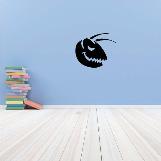 Ant Head Decal
