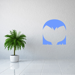 Characterface Wall Decal - Vinyl Decal - Car Decal - Id010